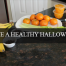 A Healthy Halloween in Three Easy Steps